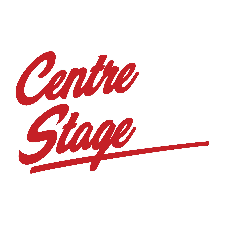 Cursive font logo